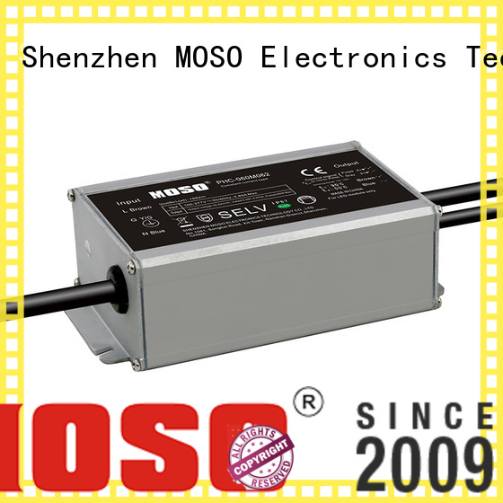MOSO 42w led driver factory for alley