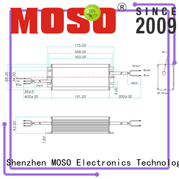 MOSO practical non-isolated led driver manufacturer for commercial
