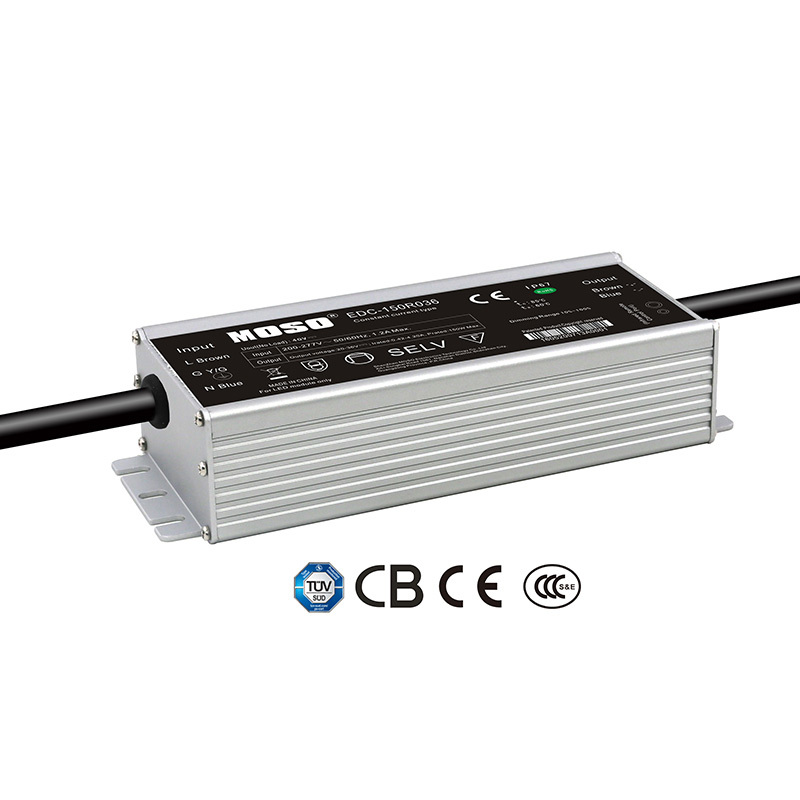 EDC Series - 150W Outdoor Programmable Driver