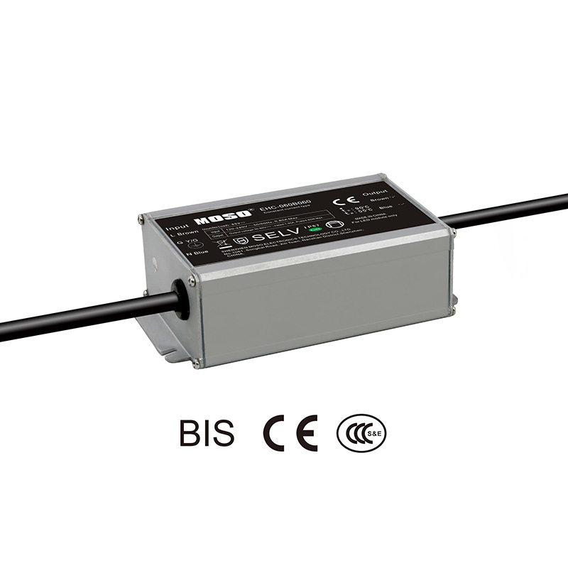 EHC Series-60W LED Driver