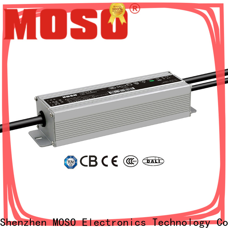 MOSO quality led driver customized for railroad