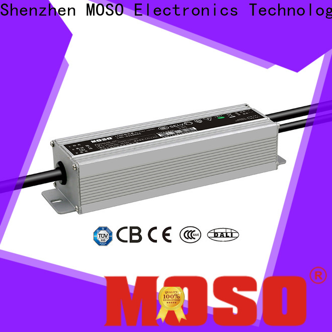 MOSO practical led driver manufacturer for rail