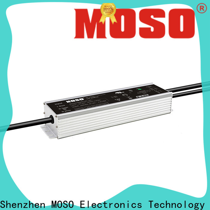 MOSO approved 0-10V dimming led driver personalized for alley
