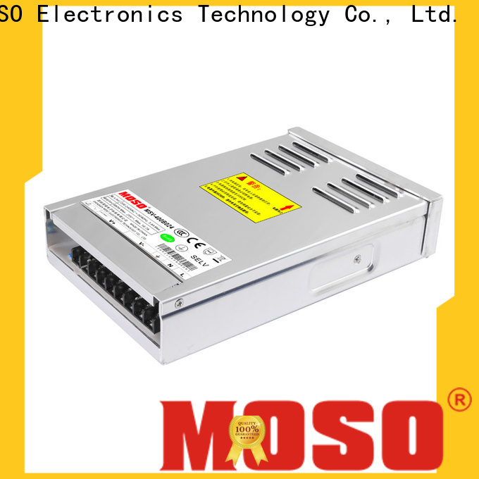 MOSO msv led rainproof power supply supplier for landscape