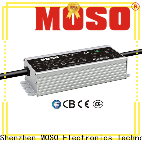 MOSO advance led drivers personalized for outdoor