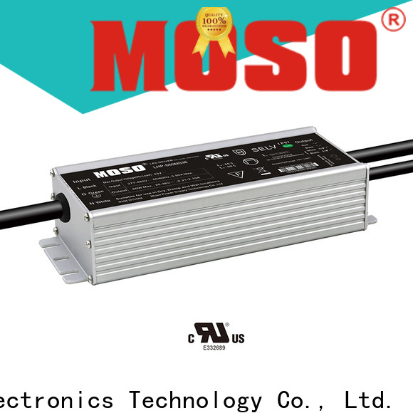 MOSO excellent 0-10V dimming led driver wholesale for light