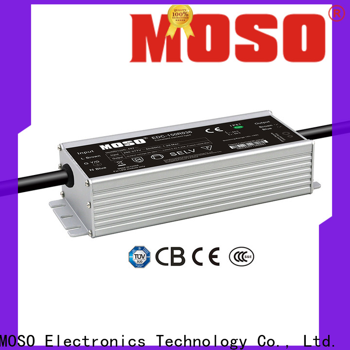 MOSO 150w advance led drivers factory price for outdoor