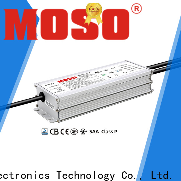 MOSO led power supply 24v with good price for street