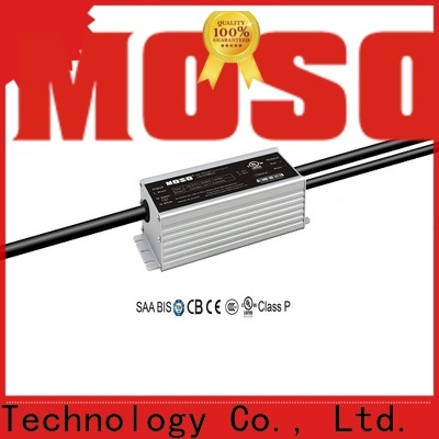 MOSO waterproof led power supply from China for pool