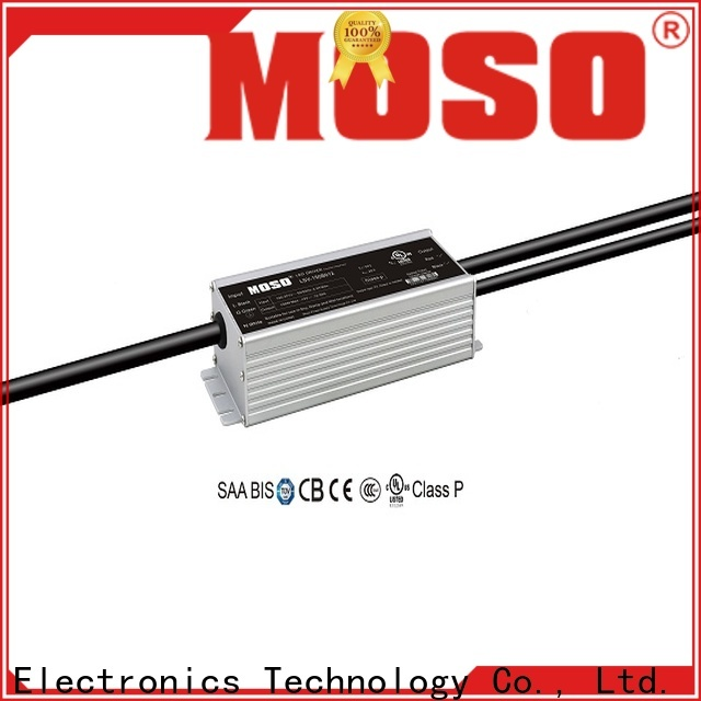 MOSO waterproof led driver series for scenery