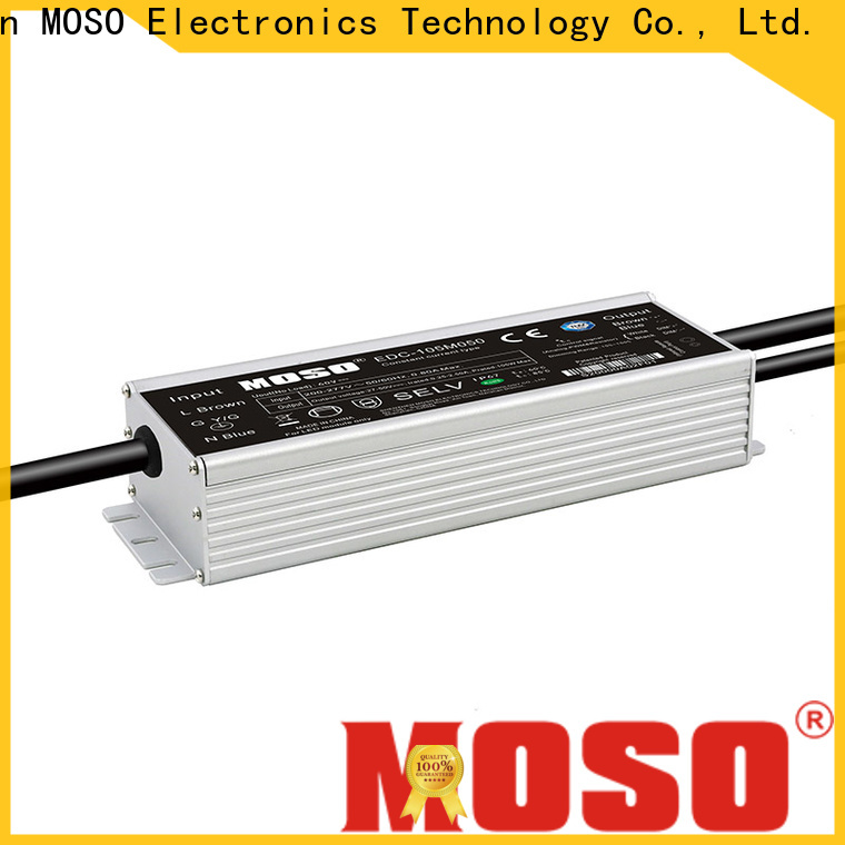 MOSO edc led street light power supply factory price for alley