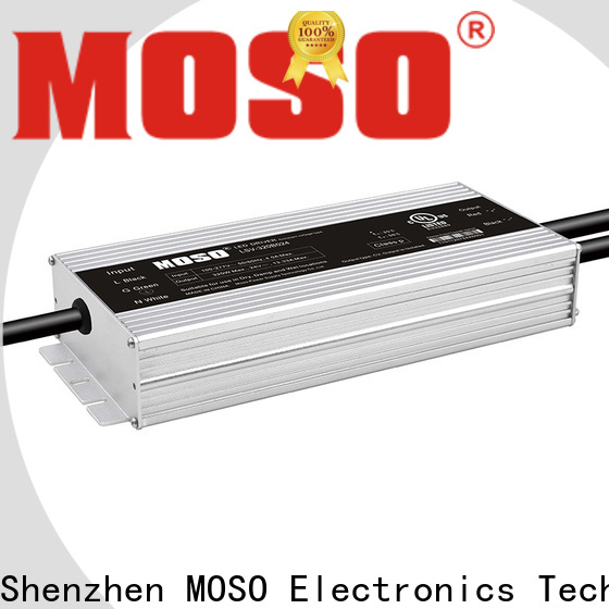MOSO 50w waterproof electronic led driver from China for view