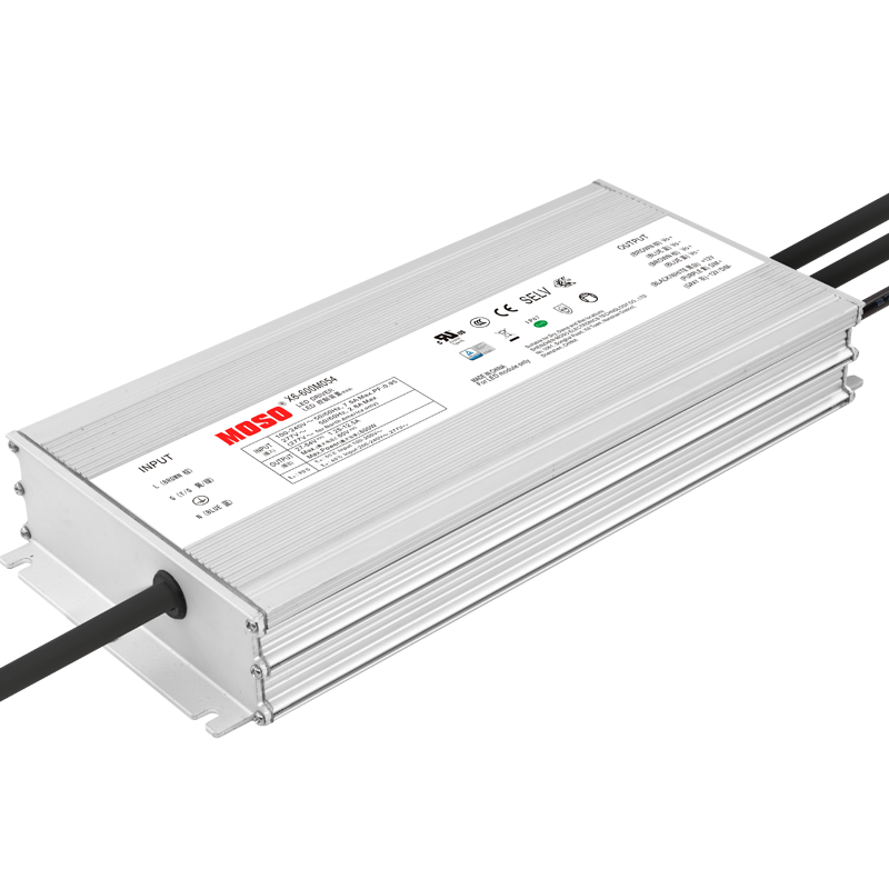 X6 Series - 600W Off-line Programmable Driver
