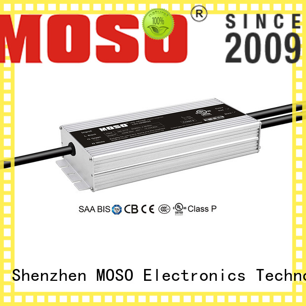 MOSO led power supply design for avenue