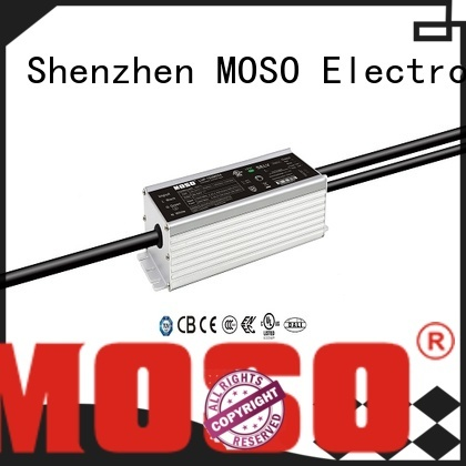 MOSO programmable driver factory for outdoor