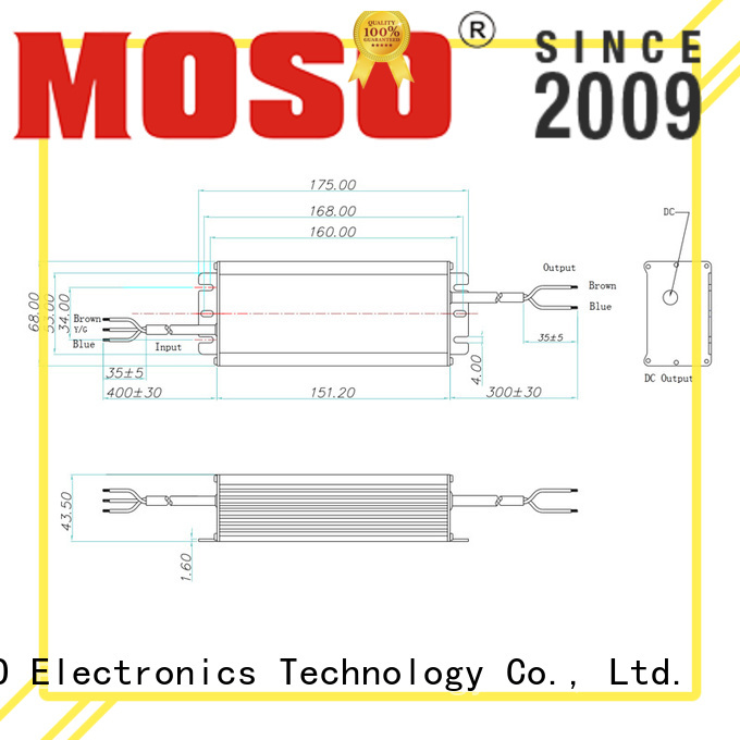 MOSO reliable non isolated driver customized for commercial