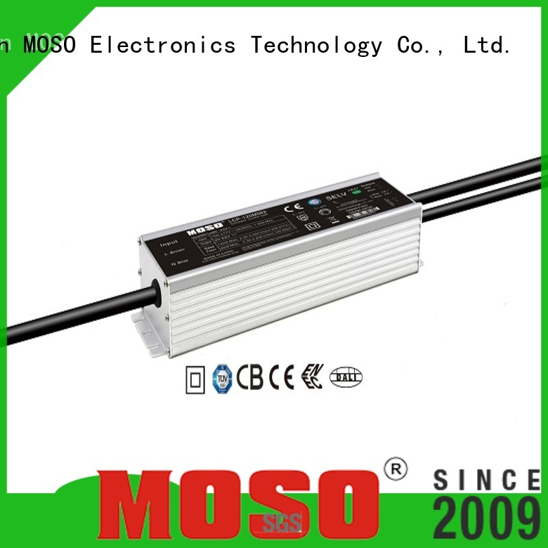 MOSO outdoor programmable driver factory for railroad tracks