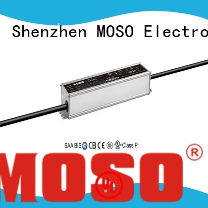 MOSO waterproof led driver directly sale for scenery
