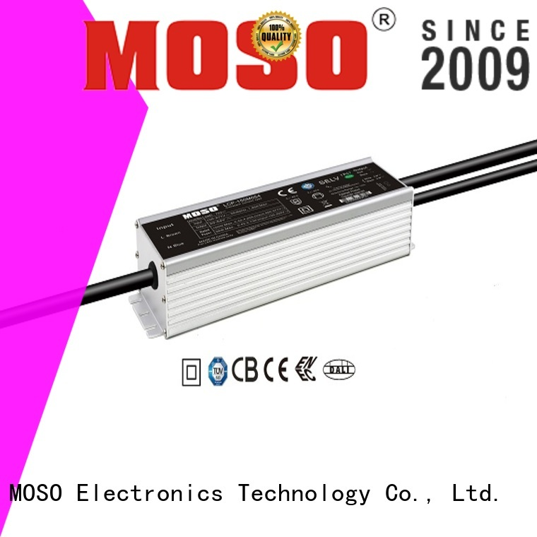 MOSO outdoor programmable driver factory for rail