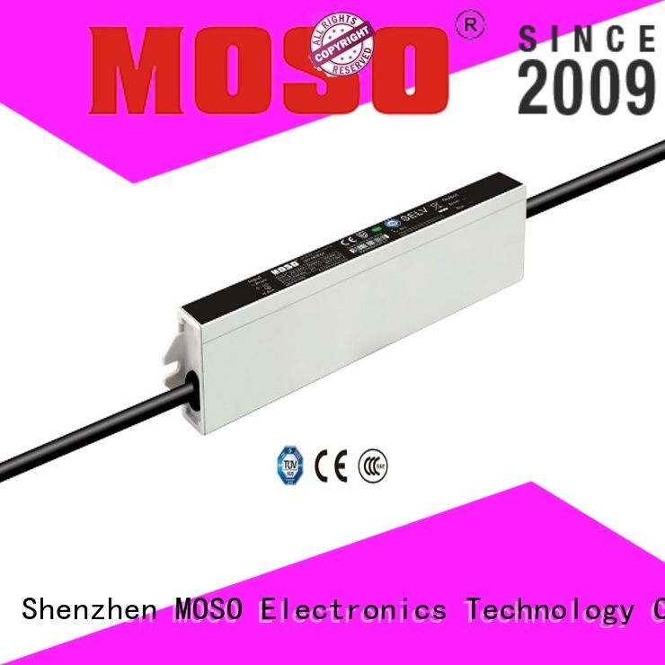 MOSO practical dc led driver customized for club