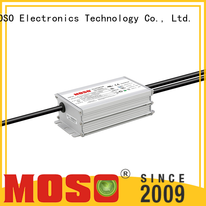 MOSO stable led power supply 24v design for avenue