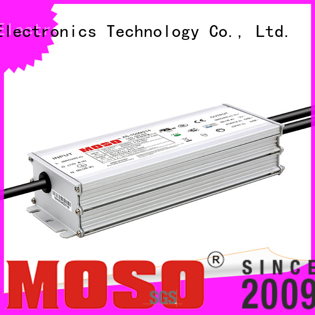MOSO 150w led power supply 24v inquire now for street
