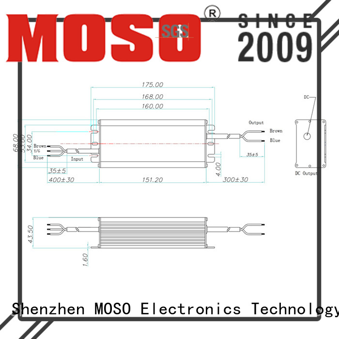 MOSO practical non-isolated led driver from China for industrial