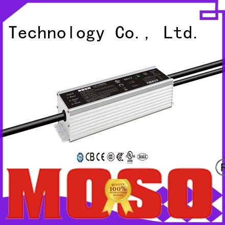 MOSO lup constant current led driver factory for railroad tracks