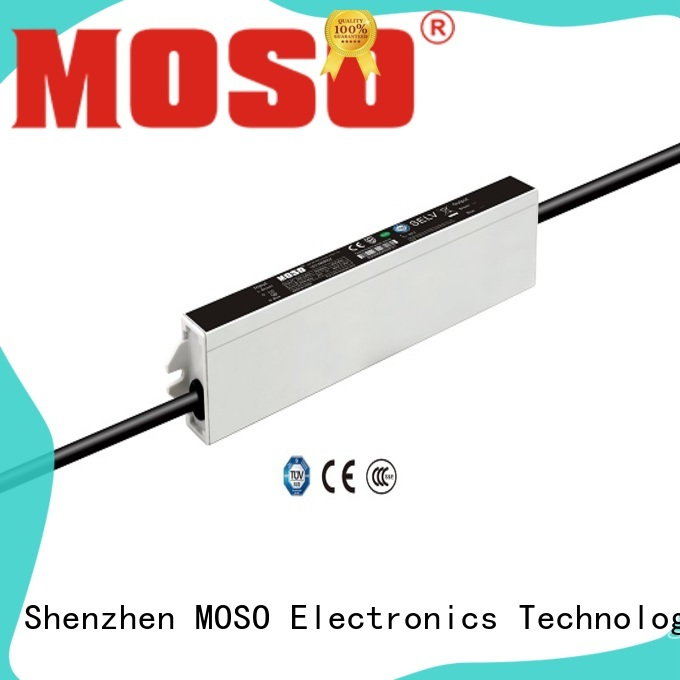 MOSO reliable dc led driver customized for wall