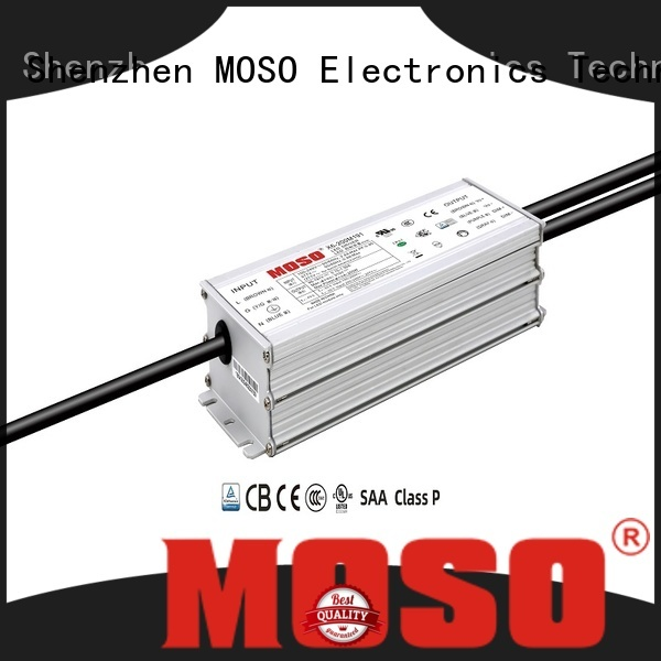 MOSO hot selling LED control gear series for alley