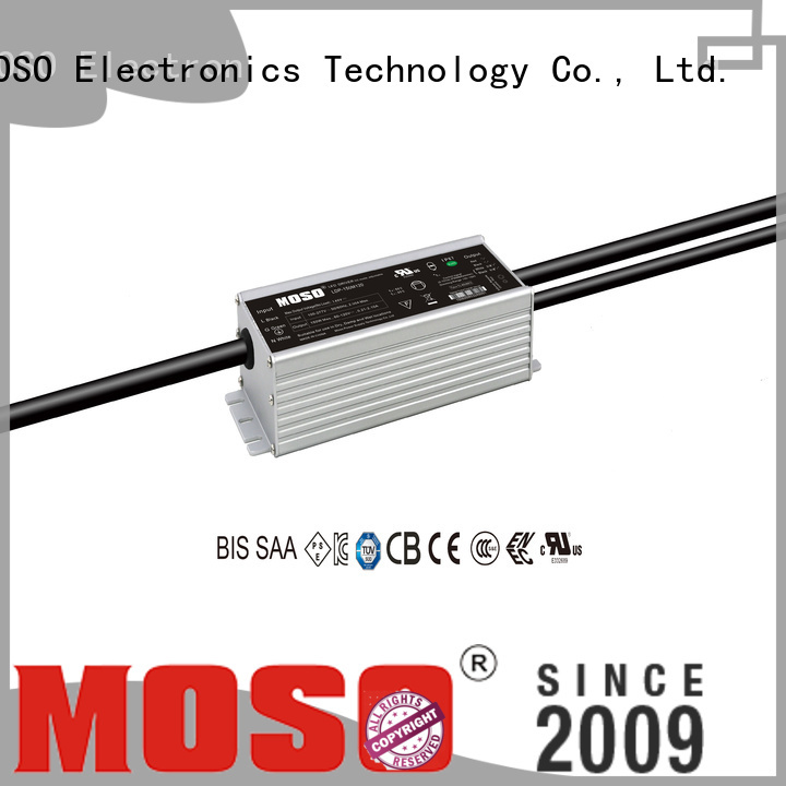 MOSO led power supply factory for outdoor