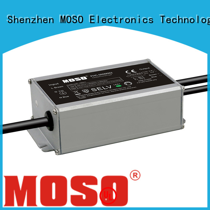 MOSO stable 42w led driver with good price for street