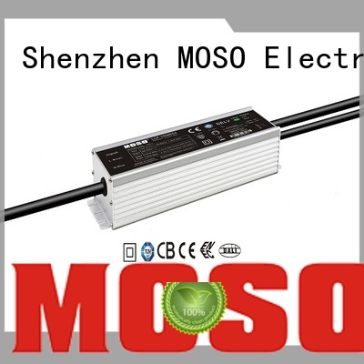 MOSO outdoor programmable driver inquire now for rail