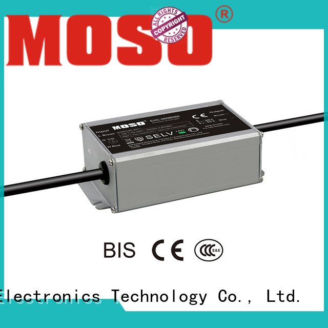 MOSO 60w constant current led driver customized for avenue