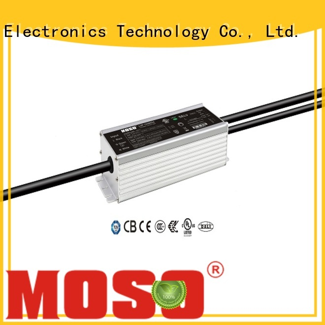 MOSO certificated programmable driver factory for railroad tracks