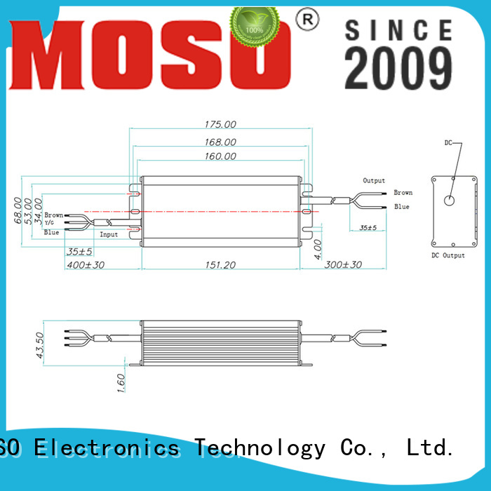 MOSO non isolated driver from China for industrial