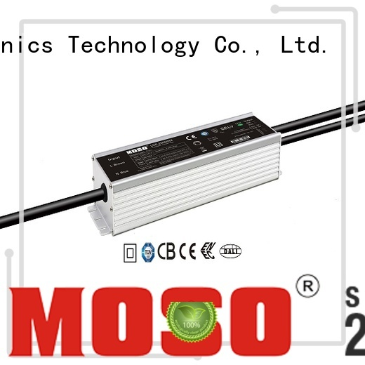 MOSO certificated outdoor programmable driver factory for railroad tracks