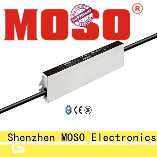 MOSO practical constant voltage led driver manufacturer for villa
