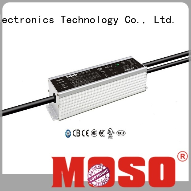 MOSO certificated constant current led driver with good price for railroad tracks