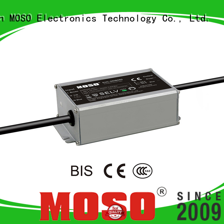 MOSO durable constant-current led power supply manufacturer for avenue