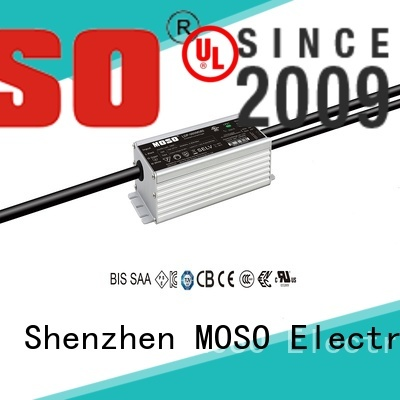 MOSO quality dimmable led driver factory for alley