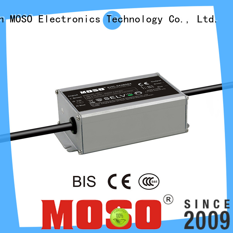 MOSO constant current led driver customized for street