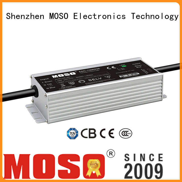 MOSO edc advance led drivers personalized for outdoor