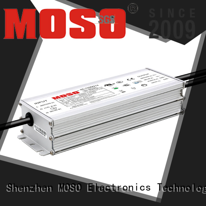 MOSO certificated replacement led drivers for outdoor