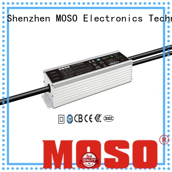 MOSO outdoor programmable driver with good price for outdoor