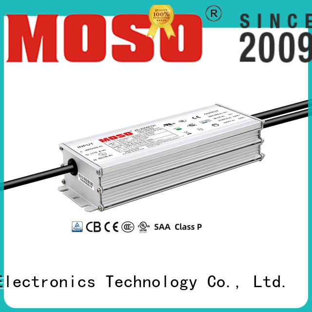 MOSO led power supply 24v inquire now for avenue