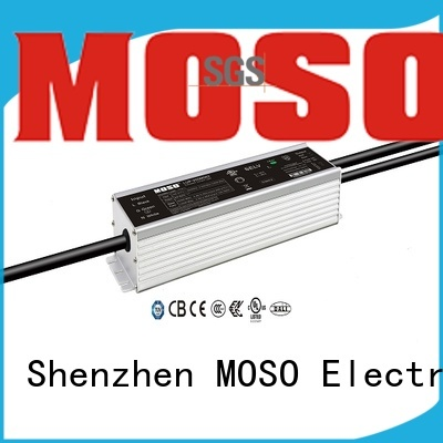 MOSO 75w constant current led driver factory for railroad
