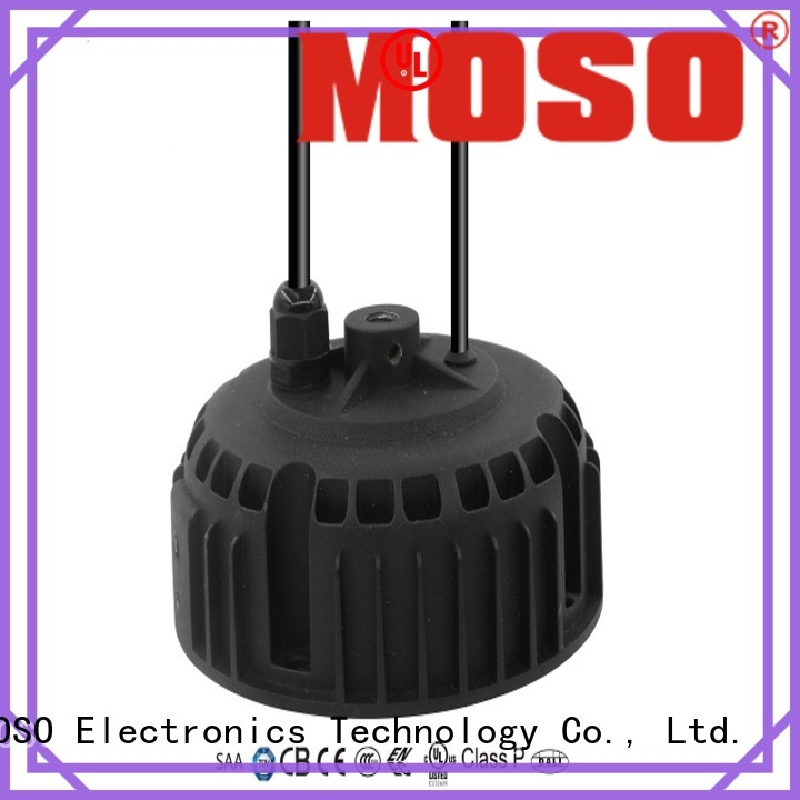 MOSO led high bay driver supplier for industrial