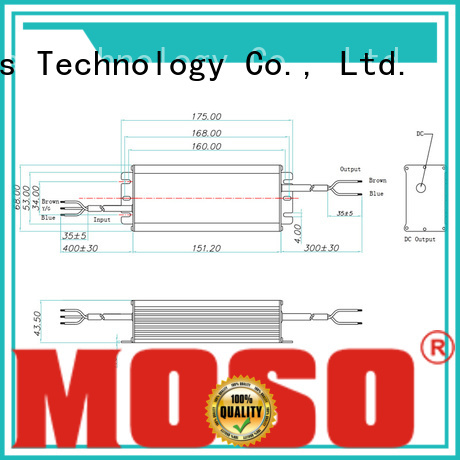 MOSO practical ac led driver customized for commercial
