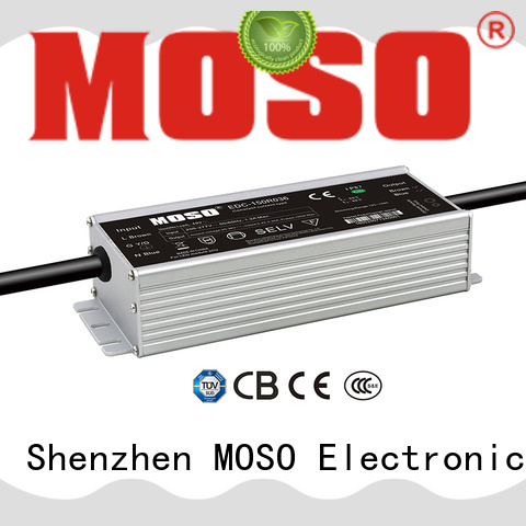 MOSO efficient led street light power supply supplier for outdoor